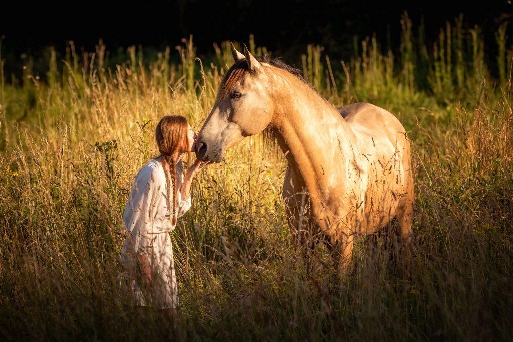 Faites de la relation dont vous rêvez avec votre cheval une réalité - De Femme à Cheval - Développement personnel auprès des chevaux en liberté